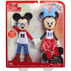 Minnie & Mickey Mouse lalki