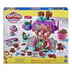 Play Doh Ciastolina Wielka Fabryka Czekolady E9844