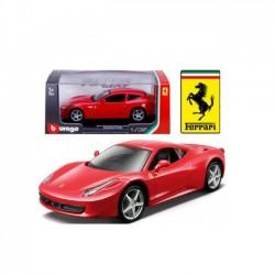 Bburago 1:24 Ferrari 458 ITALIA 18-26003