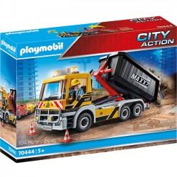 Samochód ciężarowy z wymiennym nadwoziem 70444