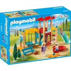 Playmobil Duży plac zabaw 9423