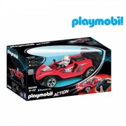 Playmobil Action, klocki Wyścigówka RC Rocket 9090