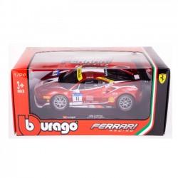 Bburago Ferrari 488 Challenge 2017 1:24 18-26308