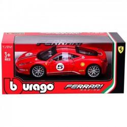 Bburago 1:24 Ferrari 458 Challenge 26302