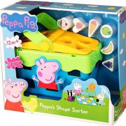 Peppa Pig Koszyk piknikowy Sorter z dźwiękiem 1684446