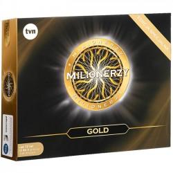 TM Toys Gra - Milionerzy Edycja Gold 308299