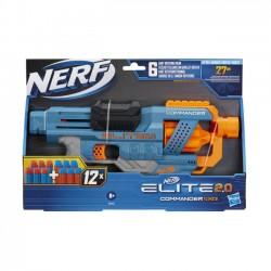 Hasbro Blaster Nerf Elite 2.0 Commander  e9485