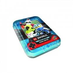 Blue Ocean Kolekcja kart LEGO Ninjago TCG w puszce niebieskie