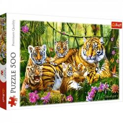 Rodzina tygrysów 37350