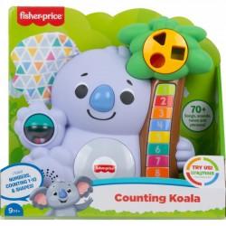 Fisher Price Interaktywny Koala Linkimals  grg64