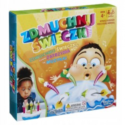 Hasbro - Gra Zdmuchnij