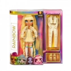 Rainbow High - Modna lalka Sunny Madison 569626e7c
