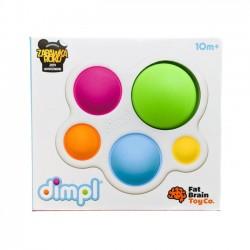 Kolorowe Bąbelki Dimpl fa192-1