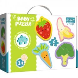 Puzzle Warzywa i owoce  36076