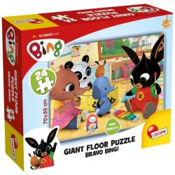 Bing Ogromne Puzzle Podłogowe 3 75805