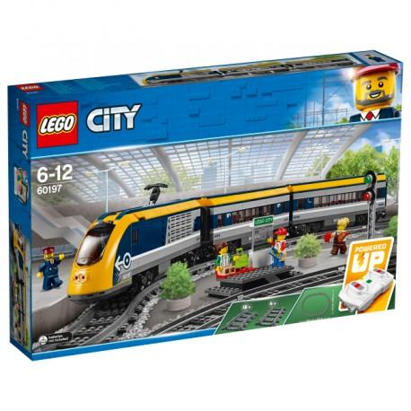 Pociąg pasażerski