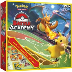 Pokemon TCG Karty Battle Academy 07893