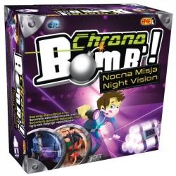 Chrono Bomb – Nocna Misja – Zabawka interaktywna 03472
