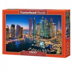 Castor Puzzle 1500 elementów  Drapacz Chmur w Dubaju151813