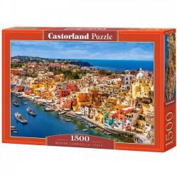 Castorland Puzzle 1500 elementów Marina Corricella 151769