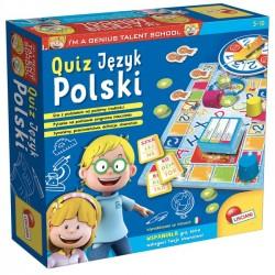 Mały Geniusz Quiz - Język Polski 54350