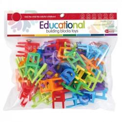 Klocki-Puzzle Krzesełka 102146