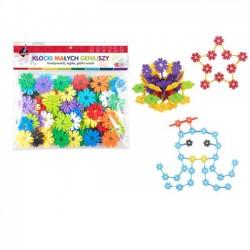 Klocki Kwiatki - 80 Elementów 106236