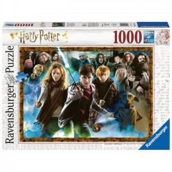 RAVENSBURGER Puzzle 1000 el. Harry Potter 151714