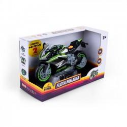 Odjazdowy Motocykl Sportowy Zielony ht68801