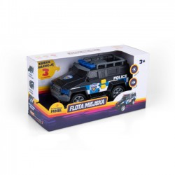 Hummer Policyjny Midi ht68411