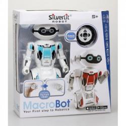 Silwerit Robot MACROBOT z Pilotem 88045