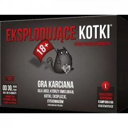 Eksplodujące Kotki Edycja Tylko Dla Dorosłych 0817