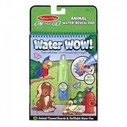 Melissa Wodna Kolorowanka Water Wow! Zwierzęta 15376