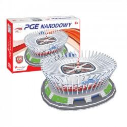 Puzzle 3D Stadion PGE Narodowy 105 EL