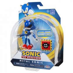 Figurka Sonic the Hedgehog Metal Sonic 40390