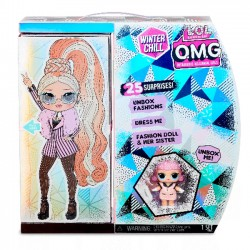 LOL Surprise OMG Big Wig & Madame Queen Winter Chill 570264