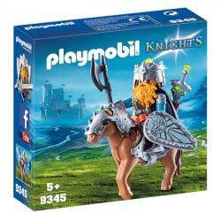 Playmobil Krasnolud z Wojowniczym Kucykiem 9345