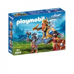 Playmobil Król Krasnoludów 9344