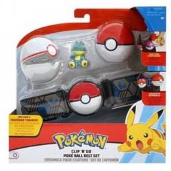 Pokemon Clip'N'Go Poke Ball Pas Seria 4