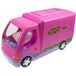 Wymarzony Auto Kamper Dla Lalek Barbie 50cm 4085