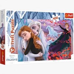 Puzzle Frozen II Razem na zawsze 16399