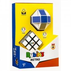 Rubik Kostka Rubika Zestaw Retro (Wąż + 3x3) 3029
