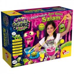 Lisciani Crazy Science Labolatorium Pani Szlam 75102