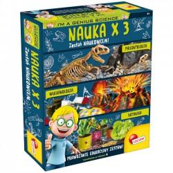 I'm a Genius Nauka x3 82131