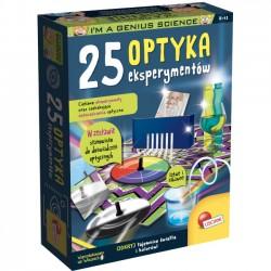 I'm a Genius Optyka – 25 Eksperymentów 50829