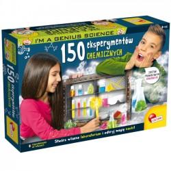 I'm a Genius 150 Eksperymentów Chemicznych 66377