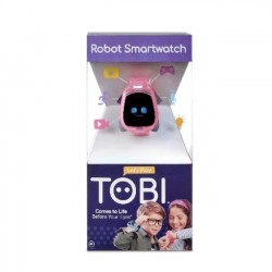 Little Tikes Zegarek Smartwatch Robot Tobi Różowy 655340