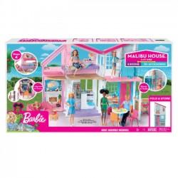 Barbie Domek Malibu FXG57