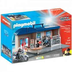 Playmobil Komisariat Policji 5689
