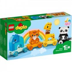 LEGO DUPLO - Pociąg ze zwierzątkami 10955